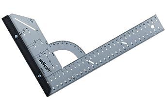 Wolfcraft Escuadra universal longitud del lado mm x mm