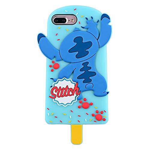 - Ice Cream Stitch Case for iPhone 8 Plus /7 Plus/6 Plus/6S Plus+ 5.5