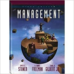 Management james arthur finch stoner r edward freeman daniel r management james arthur finch stoner r edward freeman daniel r jr gilbert 9780131087477 amazon books fandeluxe Images