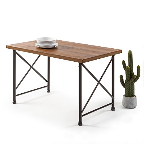 Zinus Industrial Style Dining Table