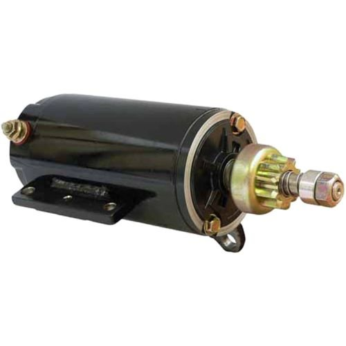 DB Electrical SAB0066 New Starter For Motor Omc Johnson Evinrude 120 130 140 Hp, E130Tl E130Tx 130 Hp 1995-1998, E120Tl E120Tx 1988-1994 393570 585060 586285 4730920-M030SM 4730940-M030SM ()