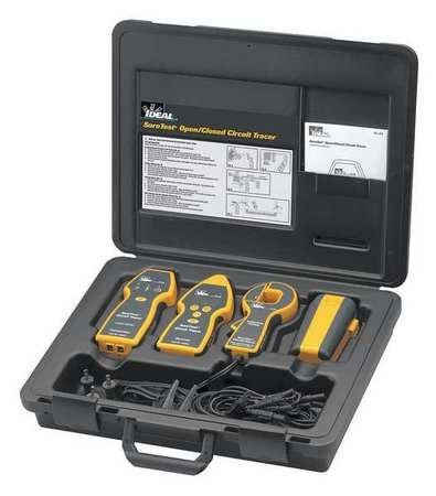 Ideal Industries C-959 Blow Mold Case for the 61-959 Kit by Ideal Industries (Image #1)
