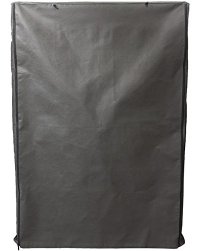 Liberty Safe Gun Safe Cover - Size 48 Charcoal Gray Lightweight Breathable, Moisture ()