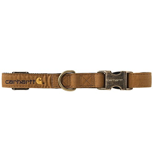 Carhartt-Journeyman-Dog-Collar-Collier-Carhartt-Brown
