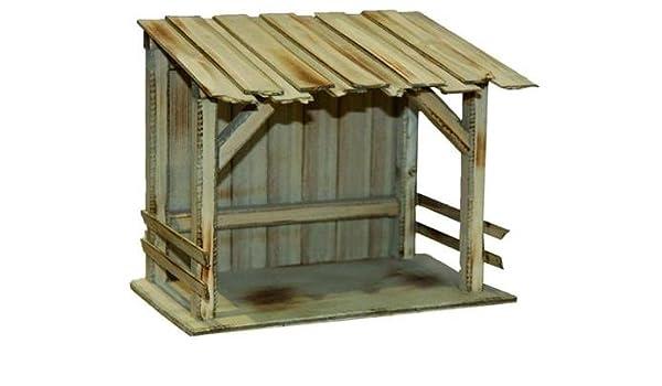 Unbekannt Figura de establo en Miniatura (22 x 13 x 19 cm, para ...
