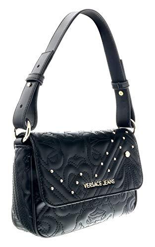 Versace Black Shoulder Bag-EE1VTBBZ1 E899 for Womens (Billig Versace Brille)