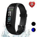 Fitness Tracker Watch, Activity Tracker Smart Watch Heart Rate Blood Pressure Monitor Watch