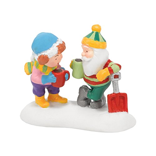 Department 56 North Pole Village Java Warm Up Accessory, 1.18-Inch