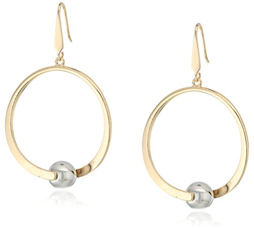 steve-madden-metal-ball-drop-earrings