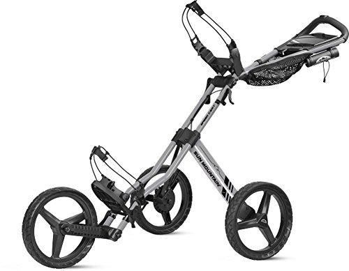 Sun Mountain 2017 Speed Cart GT Push Pull Golf (Sun Mountain Mountain Pull Cart)