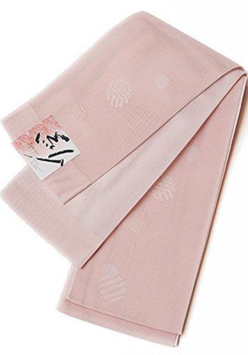 フォーラムウィンク安西和ごころきもの屋  夏用 紗 日本製 洗える半巾帯 半幅帯 リバーシブル 小袋帯 着物 浴衣 帯 洗えるphh236