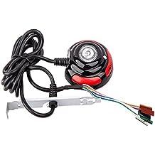 SoundOriginal Refit Desktop Computer Case Motherboard Power Supply Reset HDD Button Switch (63inch 160cm)