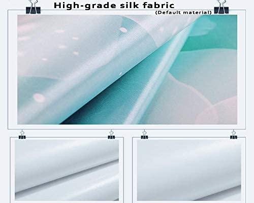 3D青い空白い雲写真壁紙天井壁画ホテルのダイニングルームリビングルームフレスコ画家の装飾-200x140cm