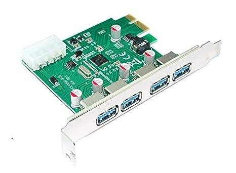 Amazon.com: FidgetFidget - Expansión de tarjeta USB 3.0 PCI ...