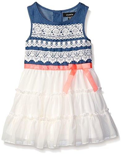 Crochet Sleeveless Skirt - 1