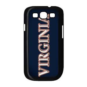 Customize NCAA Basketball Team Virginia Cavaliers Back Cover Case for Samsung Galaxy S3 i9300