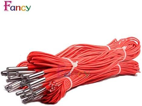 24V 40W Ceramic Cartridge Wire Heater For Arduino 3D Printer Prusa Reprap ST