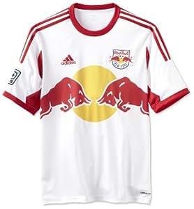 MLS New York Red Bulls Short Sleeve Replica Jersey, Large