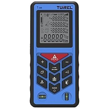 Suaoki S9 198ft Portable Laser Distance Measure Laser