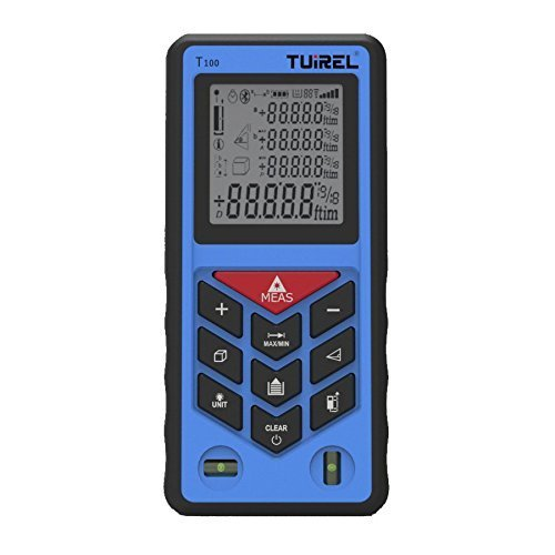 Laser Measure, Tuirel T100 328ft Distance Measurering Tool with 100m...