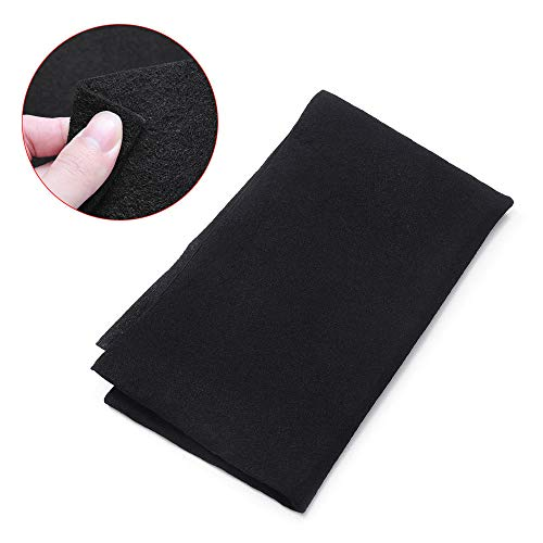 47x114cm Universal Carbon Cooker Hood Filter Cut To Size Charcoal Vent Filter