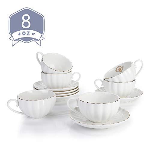 8 cup porcelain teapot - 6