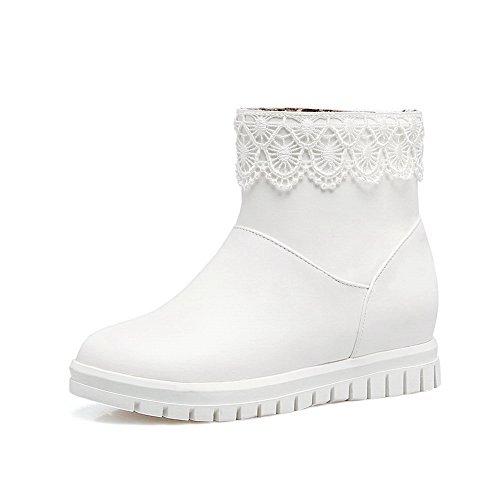 Bottes Blanc de Dku01794 Femme An Neige Blanc Pzq6wxanO