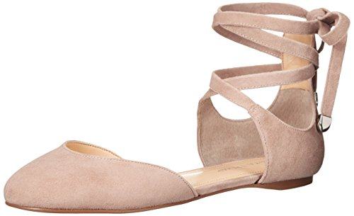 Ivanka Trump Women's Elise Ballet Flat Light Natural