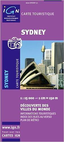 Téléchargement Sydney: IGN.M.V.85314 pdf ebook