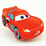 car door pull knob - Vita Hardware Cartoon Car Cabinet Cupboard Pulls Handle Cartoon Drawer Door Knob for Children pack of 5