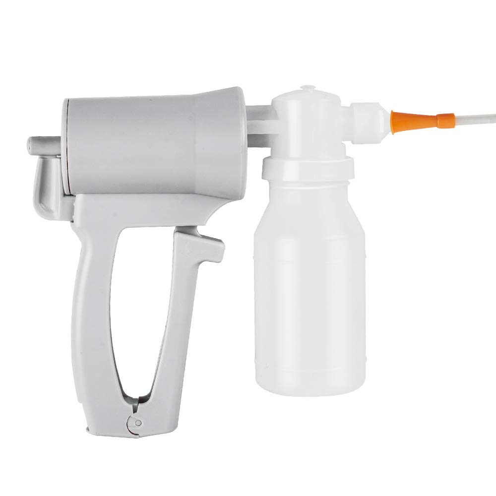 Phlegm Suction Pump vinmax EMS EMT Manual Portable Suction Pump White Hand Help Suction Pump