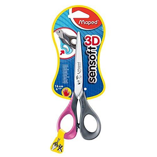 6 1/2In Sensoft Scissors Left Haned -- Case of 9