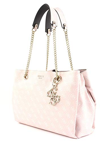 mano a Borsa Guess powder Mia Wn76vp