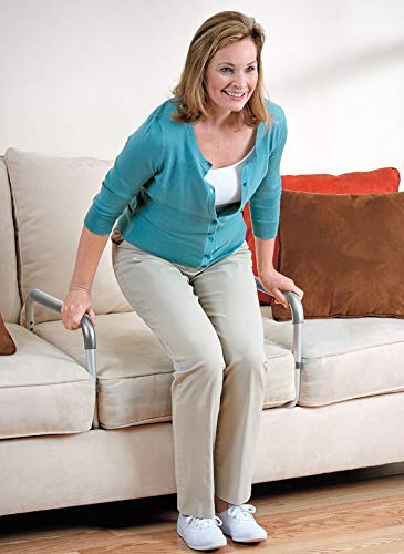 Portable Couch Standing Aid for Seniors by STAND A ROO -NO Assembly Required -Stand Assist for Elderly, Disabled and Expecting Mothers - Medical Grade Materials from STAND A ROO