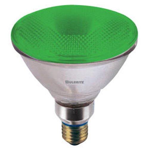 20V 90W PAR38 Halogen Light, Green ()