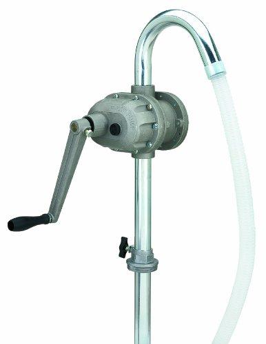Lumax LX-1322 Gray Premium Dual-Direction Barrel Pump (1322 Barrel)