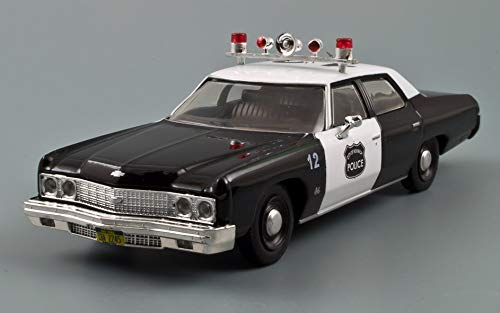 DeAgostini Chevrolet Bel Air 1/43 Police car Norwich City diecast