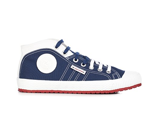 43 Bleu Sure Footed Sneakers Mid ARAWAK Euro 65YxIZyw