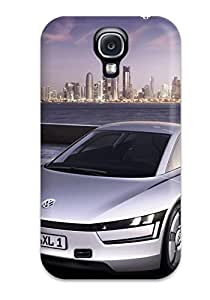Cody Elizabeth Weaver Case Cover For Galaxy S4 - Retailer Packaging 2011 Volkswagen Concept Car Protective Case wangjiang maoyi