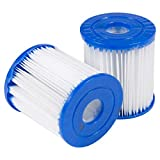 5 Pcs For Bestway Replacement Filter Cartridge Swimming Pool Pump Easy Set Up By Ikevan