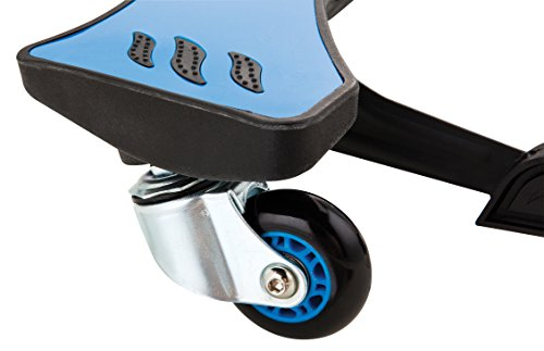 Razor PowerWing Caster Scooter - Blue by Razor (Image #5)