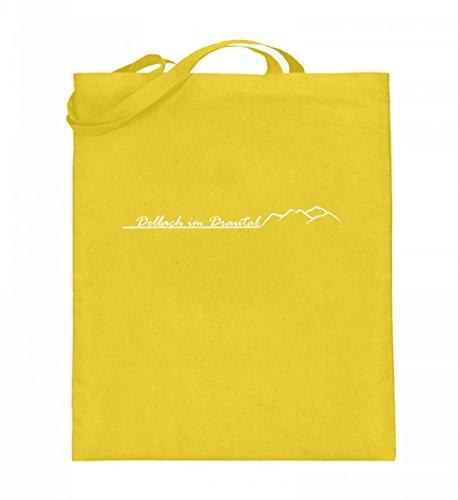 Shirtee X7ZP6839_XT003_38cm_42cm_5739 - Bolso de tela de algodón para mujer Azul azul 38cm-42cm Amarillo