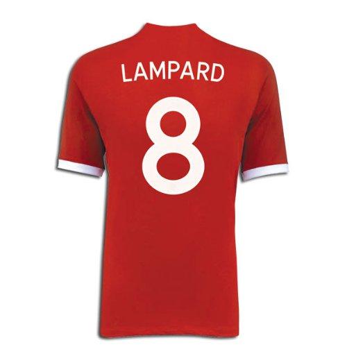 Umbro LAMPARD #8 England Away Jersey (England Away Jersey)