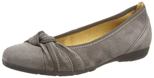 plateau colore taglia donna 35 Scarpe con Gabor UK Shoes zinn 5 3 Gabor grigio fxwqpIYz