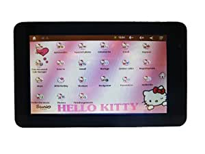 "INGO DEVICES S.L HEU003D Tablet Hello Kitty 7"" 4GB Android 2.3"