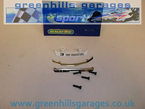 Greenhills Scalextric Accessory Pack Ford Boss Mustang C2739 W9276 - G180 (Ford Mustang Scalextric)