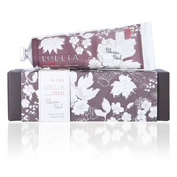 Lollia In Love Classic Petal Shea Butter Handcreme 4 oz 113 g