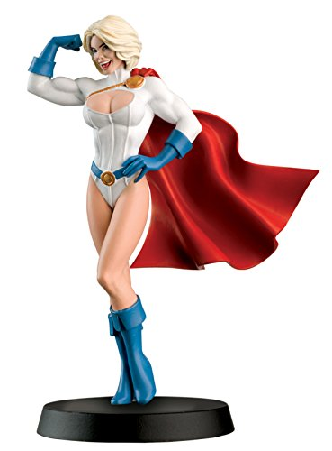 (Eaglemoss DC Comics Super Hero Collection: #16 Powergirl Figurine)