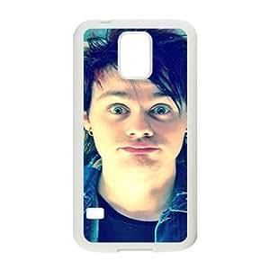 DAZHAHUI Micheal Clifford Cell Phone Case for Samsung Galaxy S5