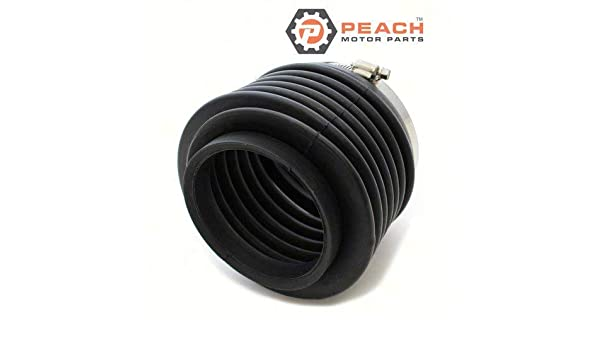 Peach Motor Parts PM-3854127 Bellows OMC® Driveshaft U-Joint Boot Tube Hose